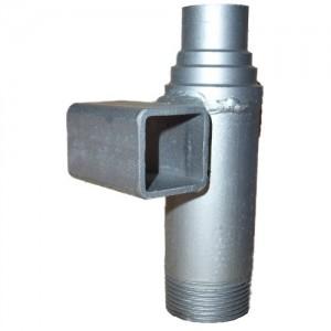 Brunnen Bauset mit Pumpenstock