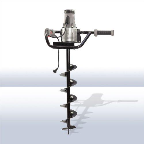 Hergestellt für DEMA Elektro Erdbohrer 1200 Watt + 150 mm Bohrer