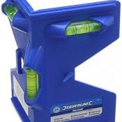 Silverline SL05 Pfosten-Wasserwaage