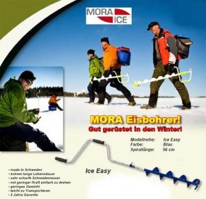 Mora Eisbohrer Ice Easy