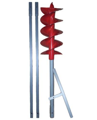 3 m Erdbohrer mit 200 mm Bohrkopf —