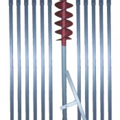 160 mm Bohrkopf